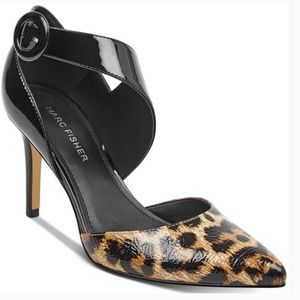 MARC FISHER DIANORA POINTED TOE PUMPS